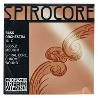 Thomastik : Spirocore G Bass 3/4 medium