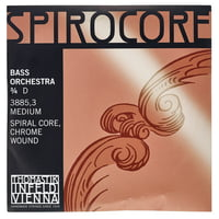 Thomastik : Spirocore D Bass 3/4 medium
