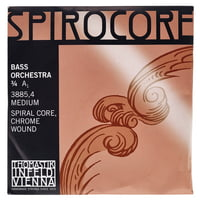 Thomastik : Spirocore A Bass 3/4 medium