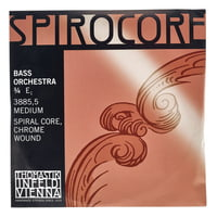 Thomastik : Spirocore E Bass 3/4 medium