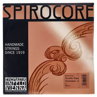 Thomastik : Spirocore A Bass 1/2 medium