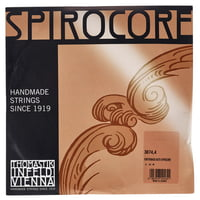 Thomastik : Spirocore A Bass 1/4 medium