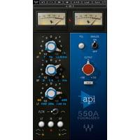 Waves : API 550
