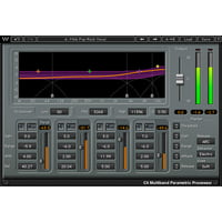 Waves : C4 Multiband Compressor