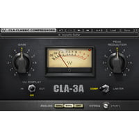 Waves : CLA-3A Compressor / Limiter