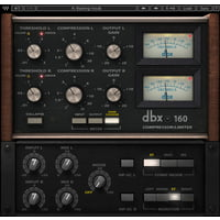 Waves : dbx 160 Compressor / Limiter