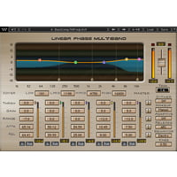 Waves : Linear Phase Multiband Comp.