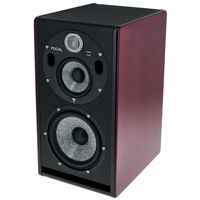 Focal : Trio6 Be red burr ash
