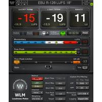 Waves : WLM Plus Loudness Meter