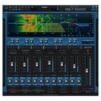 Blue Cat Audio : Blue Cat\'s MB-7 Mixer