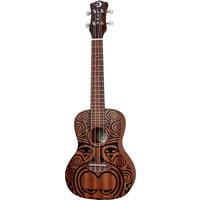 Luna Guitars : Uke Tribal Concert