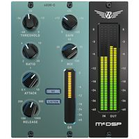 McDSP : 4030 Retro Comp HD