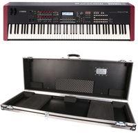 Yamaha : MOXF 8 Case Bundle