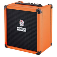Orange : Crush Bass 25