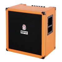 Orange : Crush Bass 100