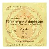 Weidler : Soprano Viola da Gamba Strings