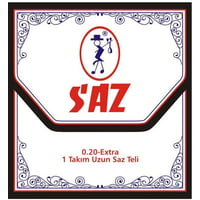 Saz : 652B Long Neck Saz Str. Extra