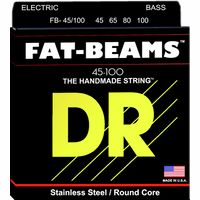DR Strings : Fat Beam Stainless 045/100