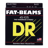 DR Strings : Fat Beam Stainless 045/105