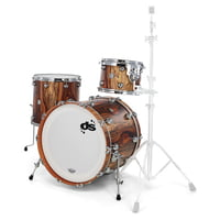 DS Drums : Rebel Maple-Mahogany Exo.Mango