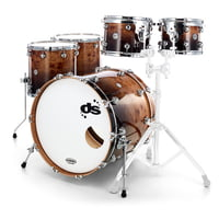 DS Drums : Rebel Hy.Maple Exotic Elm Burl