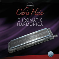 Best Service : Chris Hein Chromatic Harmonica