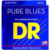 DR Strings : Pure Blues Bass 4 Wooten 40/95
