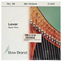 Bow Brand : BW 6th C Harp Bass Wire No.38