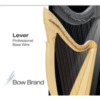 Bow Brand : BWP 5th C Harp Bass Wire No.31