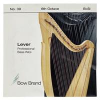 Bow Brand : BWP 6th B Harp Bass Wire No.39
