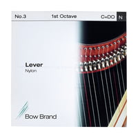 Bow Brand : Lever 1st C Nylon String No.3