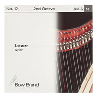 Bow Brand : Lever 2nd A Nylon String No.12