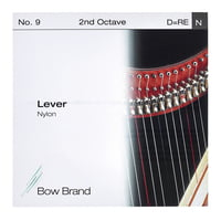 Bow Brand : Lever 2nd D Nylon Str. No.9