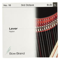 Bow Brand : Lever 3rd B Nylon Str. No.18