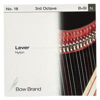Bow Brand : Lever 3rd B Nylon Str. No.18