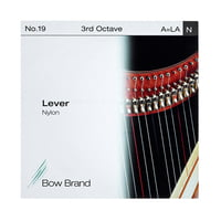 Bow Brand : Lever 3rd A Nylon Str. No.19