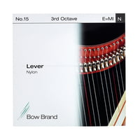 Bow Brand : Lever 3rd E Nylon Str. No.15