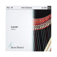 Bow Brand : Lever 3rd D Nylon Str. No.16