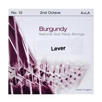 Bow Brand : Burgundy 2nd A Gut Str. No.12