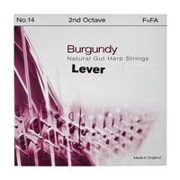 Bow Brand : Burgundy 2nd F Gut Str. No.14