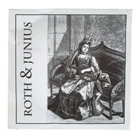 Roth and Junius : Lever Harp String No. 24/34