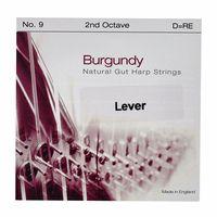 Bow Brand : Burgundy 2nd D Gut Str. No.9