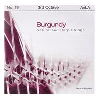 Bow Brand : Burgundy 3rd A Gut Str. No.19