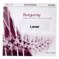 Bow Brand : Burgundy 3rd C Gut Str. No.17