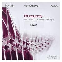 Bow Brand : Burgundy 4th A Gut Str. No.26