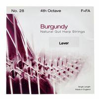 Bow Brand : Burgundy 4th F Gut Str. No.28