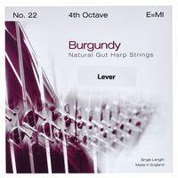 Bow Brand : Burgundy 4th E Gut Str. No.22