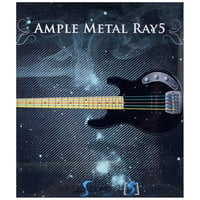 Ample Sound : Ample Bass Metal Ray5 II