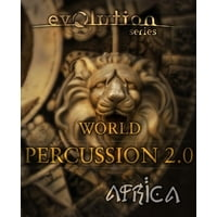 Evolution Series : World Percussion Africa