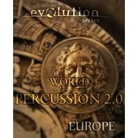Evolution Series : World Percussion Europe